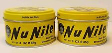 MURRAY'S(MURRAYS) NU NILE HAIR SLICK DRESSING POMADE *2LOT* (3OZ)