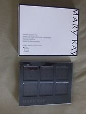 Mary Kay Cosmetic Display Tray Magnetic Black With Clear Cover New In Box