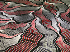 """ABORIGINAL ART PAINTING by ANNA PETYARRE """"MY COUNTRY"""" STUNNING WORK"""