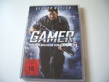 Gamer  (DVD)    FSK 18