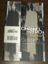 Channel Zero by Brian Wood Image Comics (Paperback)  9781582400822