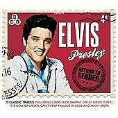 Elvis Presley - Return To Sender 3CDS 75 HITS NEW IN WRAPPER