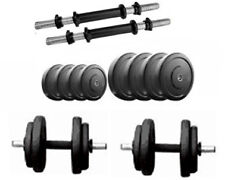 Protoner 20 kg adjustable dumbells  weight can be used as 5 kgs, 7 kgs & 11 kgs