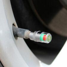 4pcs Car Auto Tire Pressure Monitor Valve Stem Caps Sensor Air Sensor Tool Set
