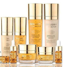 BERGAMO Luxury Gold &Collagen Skin Care System Gift Set (9 items)/ Made in Korea