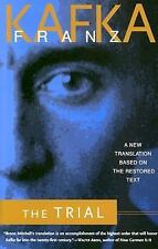 softcover book THE TRIAL FRANZ KAFKA 1999 Fiction Psychological CORNELL EDITION