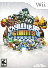 Skylanders Giants For Wii Very Good 8E