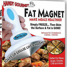Magnet Slimming Aid Fat Removal Helper Lower Calories Make Meals Healthier 6622