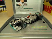 Scalextric C3148a Mercedes GP Petronas 'Michael Schumacher' - Brand New in Box.