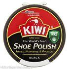 Kiwi Shoe Boot Polish Black 50ml - FREE POSTAGE