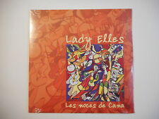 LADY ELLES : LES NOCES DE CANA [ CD SINGLE NEUF PORT GRATUIT ]