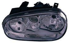 1999-2001 Volkswagen VW Golf/GTI Passenger Side Headlight Assembly w/o Fog Light