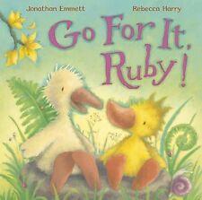 Go For It, Ruby!, Emmett, Jonathan, New Book
