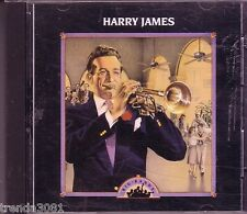 Time Life Big Bands HARRY JAMES CD Classic 50s Pop TWO O'CLOCK JUMP CHERRY Rare