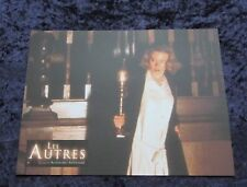 THE OTHERS Lobby Cards - NICOLE KIDMAN - French Set of 10 stills SUPERNATURAL