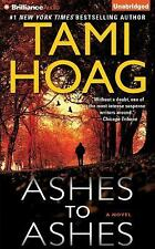 Ashes to Ashes by Tami Hoag (2014, CD, Unabridged)