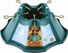 Christmas 8' Tree Stand w/Hardware Green Plastic NWT Holiday Garden Winter Trees