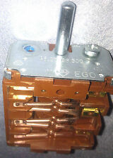 NEW WORLD NWET50B etc ELECTRIC COOKER HOTPLATE SWITCH SELECTOR (NW01)I, original