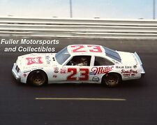 RARE DAVEY ALLISON #23 MILLER HIGH LIFE PONTIAC 1983 8x10 PHOTO NASCAR SPORTSMAN