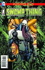 SWAMP THING #1 (2014) STANDARD COVER 1ST PRINT BAGGED & BOARDED