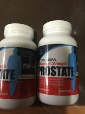 Prostate Supplement  Quer cetin, Saw Palmetto, Beta Sitosterol and Zinc Lot 2