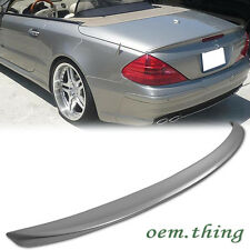 ABS PAINTED Mercedes Benz R230 Trunk Spoiler 2011 Rear SL-Class 11 SL65 SL55 ○