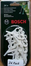 2 x 24 = 48 Genuine BOSCH ART23 White Strimmer Blades F016800177 3165140349383.