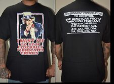 Hells Angels Las Vegas support shirt uncle sam