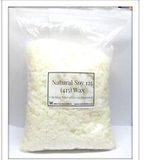 Natural Soy 125 (415) Wax (1 lb)