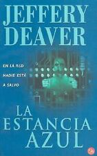 La estancia azul  The Blue Nowhere (Punto de Lectura) (Spanish Edition-ExLibrary