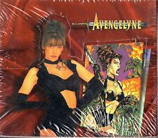 1996 AVENGELYNE Series 1 One All-Chromium  Wildstorm Sealed Card Box - Scarce