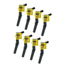 Accel 140032-8 Ignition Coil Ford 2 Valve Modular Engine 4.6L/5.4L/6.8L 8-Pack
