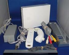 Nintendo Wii WHITE System Console Bundle Gamecube Compatible RV-001 GMC