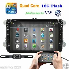 Stereo GPS Navigation Car Radio CD DVD Player For VolksWagen VW Passat B5 B6 B7