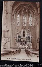 1623.-BARCELONA -2 (Horta) Iglesia Parroquial