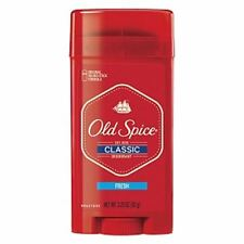 Old Spice Classic Deodorant Stick, Fresh 3.25 oz (Pack of 8)
