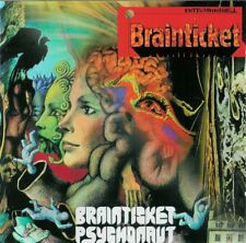"Brainticket:  ""S/T & Psychonaut""  (2on1 CD Reissue)"
