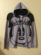 DISNEY PARK AUTHENTIC MICKEY MOUSE  HOODIE SWEATSHIRT FOR JUNIOR SIZE M