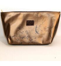 Prima Classe Beauty case bronzo jeans Alviero Martini borsa viaggio