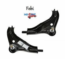 NEW MINI Cooper R55 R56 R57 Set of 2 Front Lower Control Arms Febi