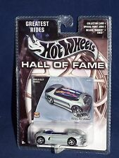 Hot Wheels Hall of Fame Greatest Rides Deora II Silver w/ HWY 35 Surf Boards