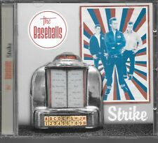 CD ALBUM 12 TITRES--THE BASEBALLSZ--STRIKE--2009