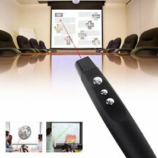 PPT Presenter Laser Conference Presentation Wireless Remote Control USB Pointer