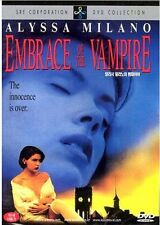 Embrace of The Vampire (1995) DVD ~ Alyssa Milano (Sealed) *BRAND NEW*