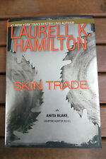 Skin Trade 17 by Laurell K. Hamilton (2009, Hardcover) 1st 1st