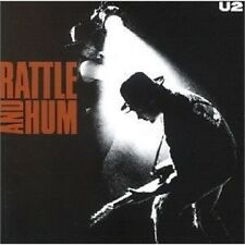 "U2 ""RATTLE AND HUM"" CD NEU"