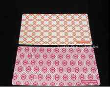 "Tupperware Flexible Cutting Board Set of 2 Small 11.5 x 7.5"" Pink & Orange New"