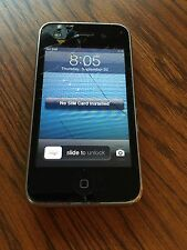 "Apple-iPhone-3GS-Black-AT-T-Smartphone-MC640LL-A Display 3.5"",Camera 3MP"