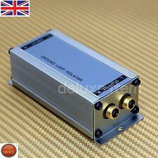 NOISE FILTER / GROUND LOOP ISOLATOR RCA CAR AUDIO NEW