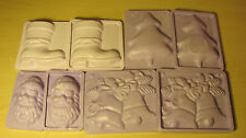 3D molds CHRISTMAS Thermoform +FREE GIFT(Fofuchas,Eva Foam)
